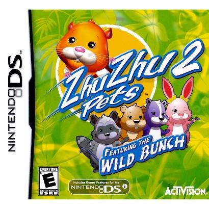Zhu Zhu Pets 2 PRE-OWNED (Nintendo DS)
