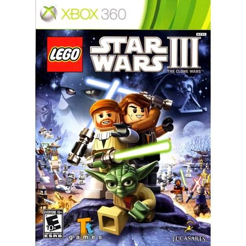 LEGO® Star Wars III: The Clone Wars Pre-Owned (Xbox 360)