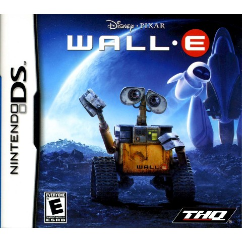 Wall-E PRE-OWNED (Nintendo DS)