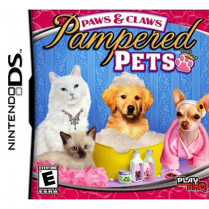 Paws & Claws: Pampered Pets PRE-OWNED (Nintendo DS)