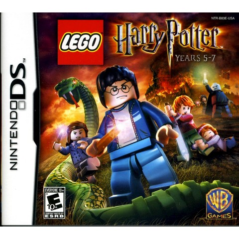 LEGO® Harry Potter Years 5-7 PRE-OWNED (Nintendo DS)