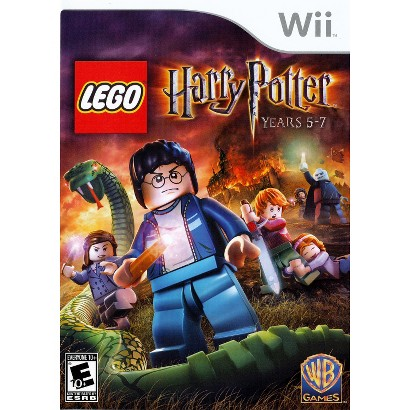 Lego Harry Potter Years 5-7 PRE-OWNED (Nintendo Wii)