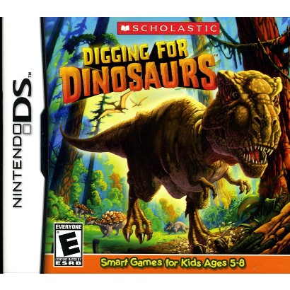Digging For Dinosaurs PRE-OWNED (Nintendo DS)