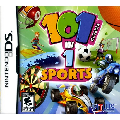 101-In-1 Sports Megamix  PRE-OWNED (Nintendo DS)