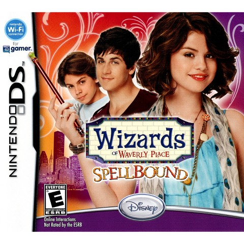 Wizards Of Waverly Place: Spellbound PRE-OWNED (Nintendo DS)