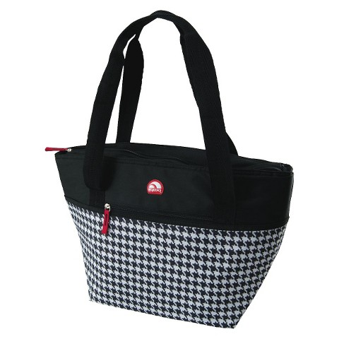 Igloo Shopper Tote 30 Can Soft Sided Cooler - Houndstooth