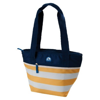 Igloo Cooler Tote 16 Can Soft Sided Cooler - Sunflower Stripe
