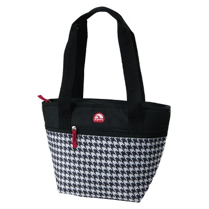 Igloo Cooler Tote 16 Can Soft Sided Cooler - Houndstooth