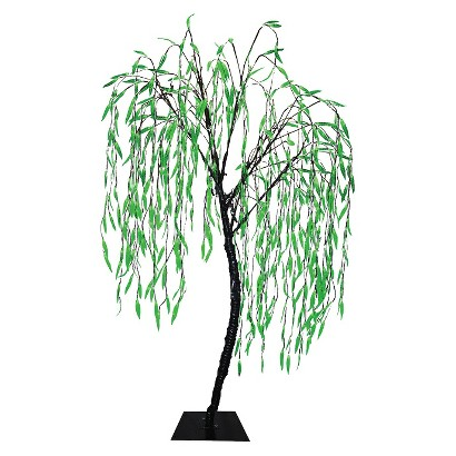 LED Willow Tree Green - 8'