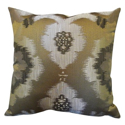 "Puebla Toss Pillow (18x18"")"