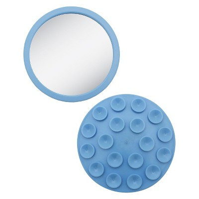 Zadro E-Z Grip Spot Mirror - Blue