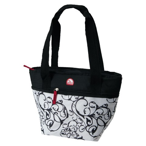 Igloo Cooler Tote 16 Can Soft Sided Cooler - Damask
