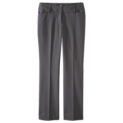 Mossimo® Petites Trouser Pants - Assorted Colors