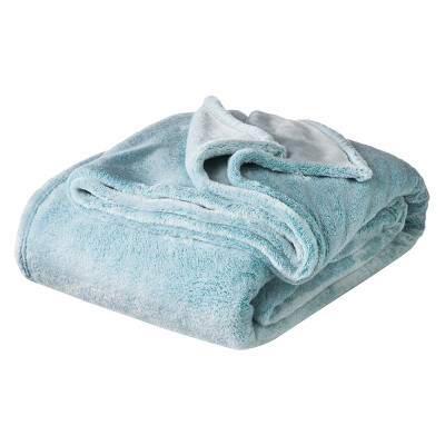 Xhilaration™ Twin XL Blanket - Turquoise