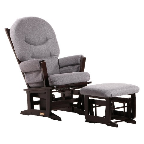 Dutailier Glider and Ottoman Combo