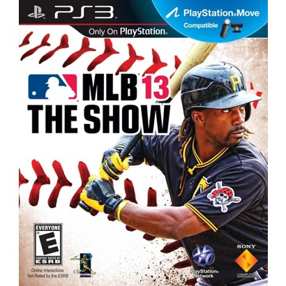 MLB 13 The Show (PlayStation 3)