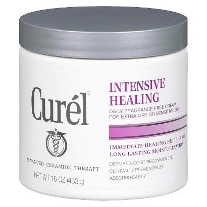 Curel Intensive Healing Cream 16 oz