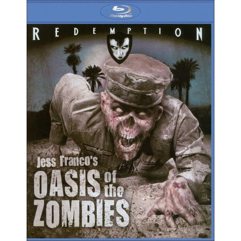 Oasis of the Zombies (Blu-ray) (R)