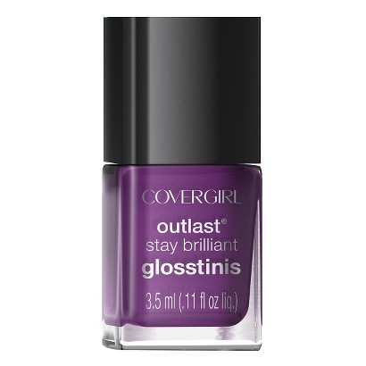 COVERGIRL Outlast Stay Brilliant Glosstinis Nail Polish