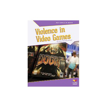 Violence in Video Games (Hardcover)