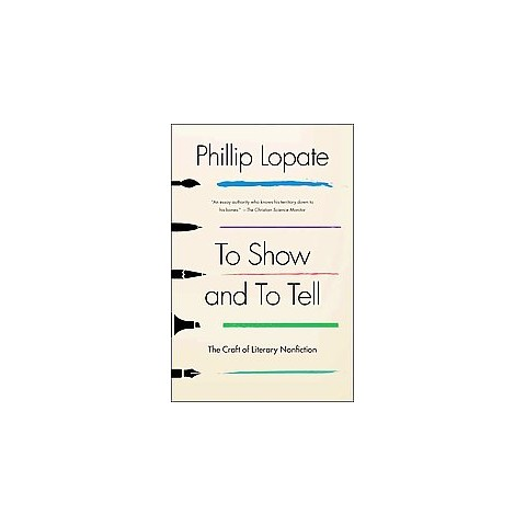 To Show and to Tell (Paperback)