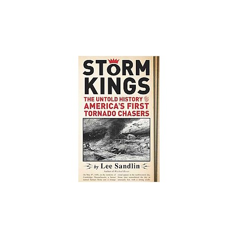 Storm Kings (Hardcover)