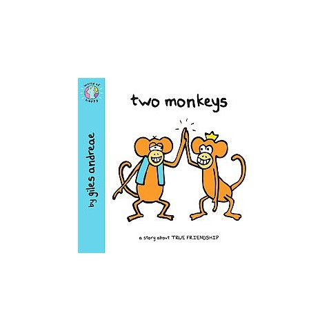 Two Monkeys ( World of Happy) (Paperback)