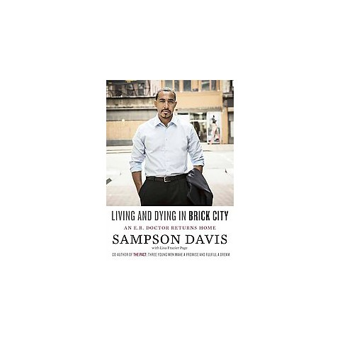Living and Dying in Brick City (Unabridged) (Compact Disc)