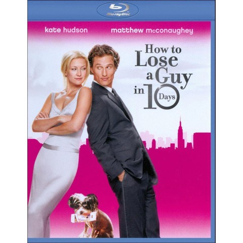 How to Lose a Guy in 10 Days (Blu-ray)