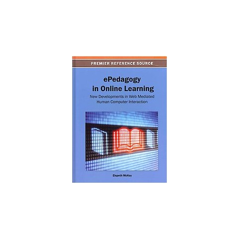Epedagogy in Online Learning (Hardcover)