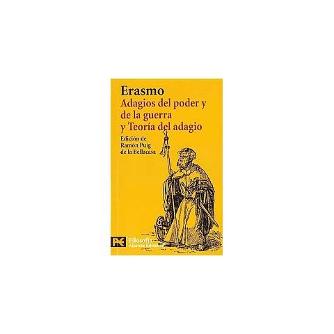 Adagios del poder y de la guerra y teoria del adagio/ Adagio of power and war and theory of Adagio