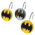 Batman Shower Curtain Hooks