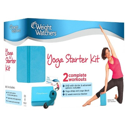 Weight Watchers Complete Yoga Kit