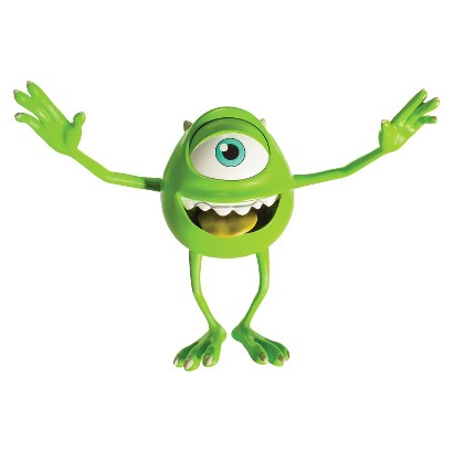 Monsters University Mike Wazowski Scare Majors™ Figure - 7""