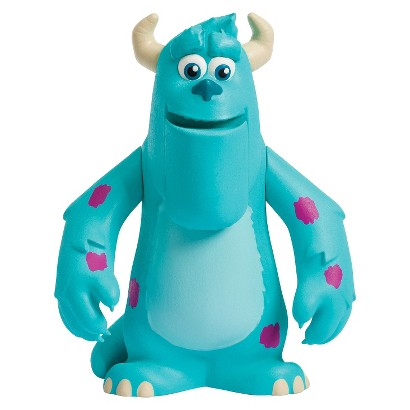 Monsters University Fright Light Monster Brights Sulley Figure