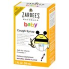 Zarbee's Naturals Baby Cough Syrup, Grape - 2 fl oz