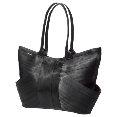 Maggie Bags Black Butterfly Bag