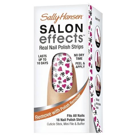 Sally Hansen Salon Effects Real Nail Polish Strips