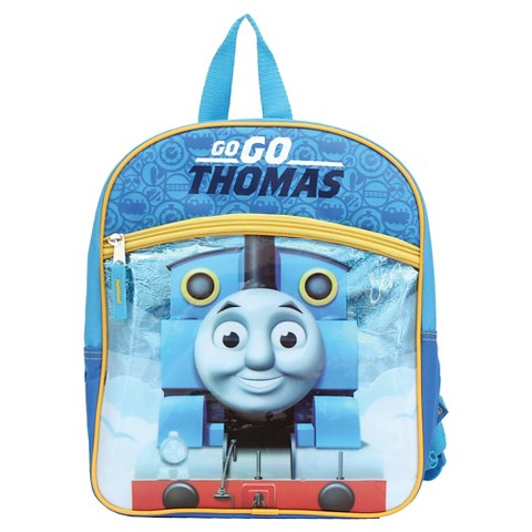 "Thomas Shaped Backpack - Blue(12"")"