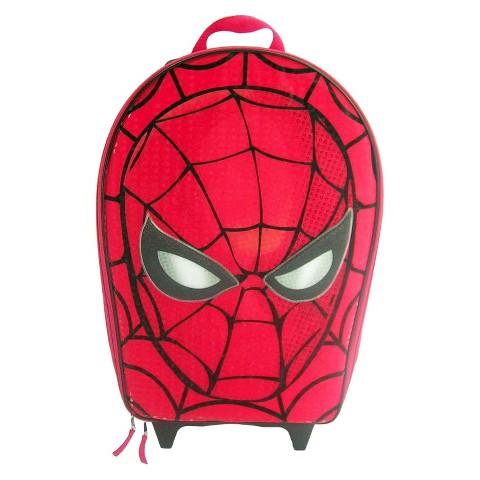 "Spiderman Pilot Case - Red (17"")"