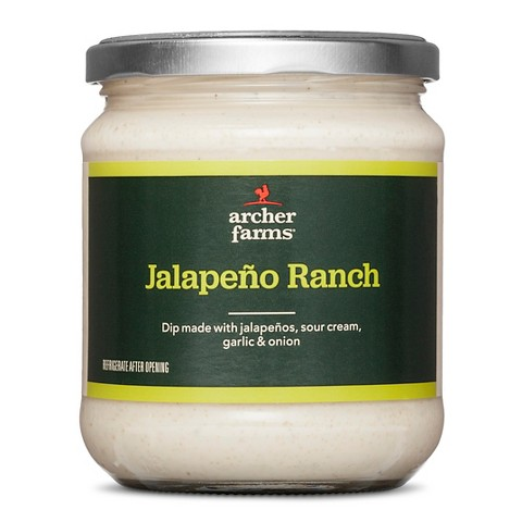 Archer Farms JalapeNo Action Needed Ranch Dip 15 oz