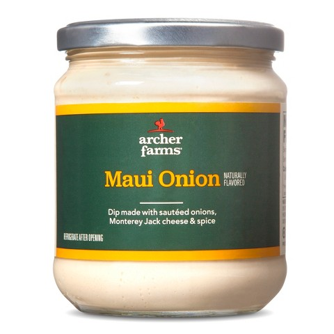 Archer Farms Maui Onion Dip 15 oz