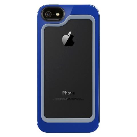 Belkin Cell Phone Case for iPhone® 5 - Black/Blue (F8W217ttC03)