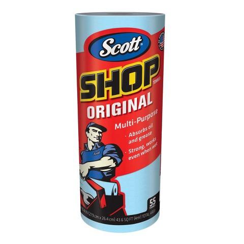 Scott Shop Towels On a Roll 12 Rolls