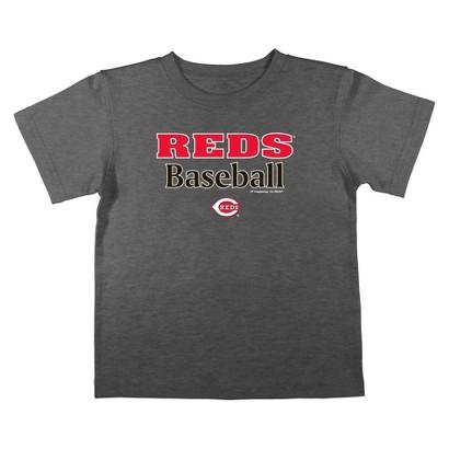 MLB Boys Tee Cincinnati Reds Black
