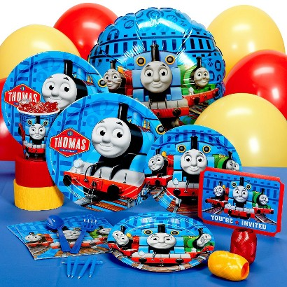 Thomas The Tank Party Pack for 16 Guests