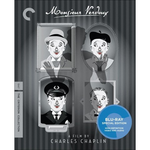 Monsieur Verdoux (Criterion Collection) (Blu-ray) (R)