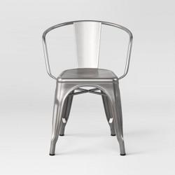2-Pack Carlisle Metal Dining Chair