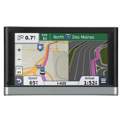 Garmin Nuvi 2597LMT Portable GPS (010-01123-30)