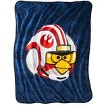 Angry Birds Star Wars Throw - Luke Skywalker